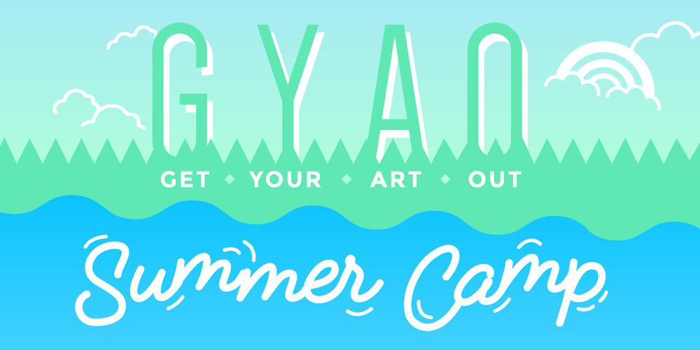 Exclusive discount on Get Your Art Out Summer Camp