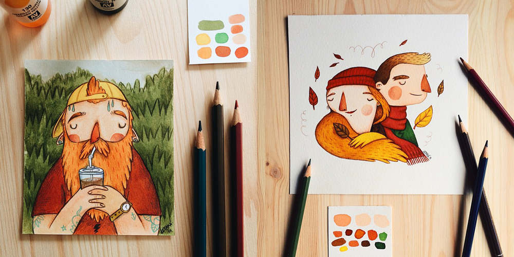 Illustrator interview: Jotaká